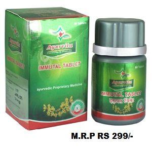 Immutal Tablet Poly Herb Preparations