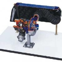 Automotive Turbo Intercooler Units