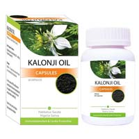 Kalonji Oil Nigella Sativa Seeds 60  Multivitamin Capsules ..