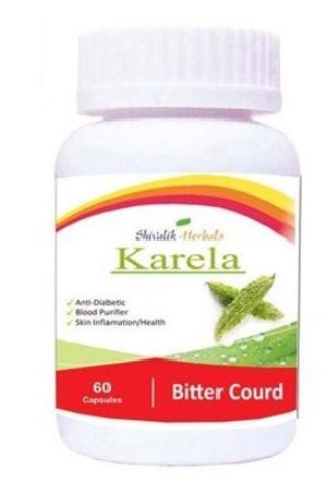 Karela- Momordica Charantia Capsule