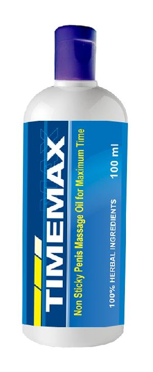 Timemax Oil 100 Ml Increase Sexual Time and Power