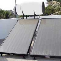 Solar Water Heating System