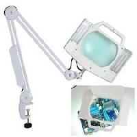 Led Table Magnifier Lamp