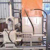 Hydraulic Biomass Briquetting Machine (AX 100-30)