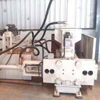 Hydraulic Biomass Briquetting Machine (AX 90-50)