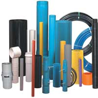 PVC & HDPE Pipes
