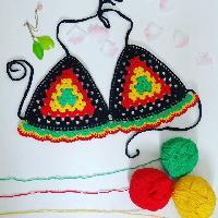 Crochet Swim Wear
