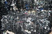 Pp-ps Hangers Mixed Bales Plastic Scrap