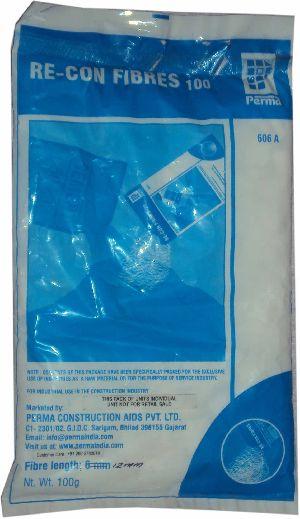 Polypropylene Fibres For Plaster