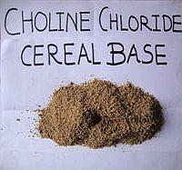 Choline Chloride Cereal Base