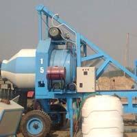 Skip Type Concrete Batching Plant (Pump Height)