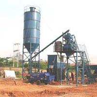 Used Concrete Batching Plant