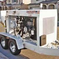 Used Concrete Batching Pump