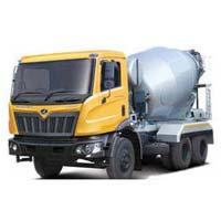 Used Concrete Transit Mixer