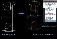 Multilayer CAD Conversion Services