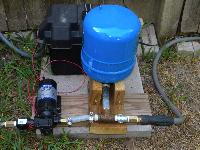 solar powered water pump accessories
