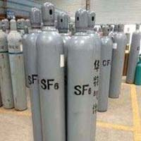 Sulphur Hexafluoride Gas Cylinder