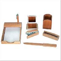 Wooden Office Set 6 in 1
