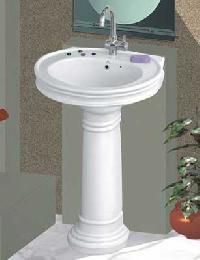 Round Wash Basin