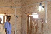 Solar Domestic Lighting System
