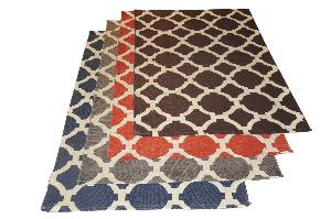 Indoor Cotton Printed Rug (0542)