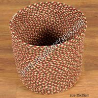 Jute Braided Basket AO-BR-003