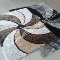 polyester shaggy carpet AO-SG-113