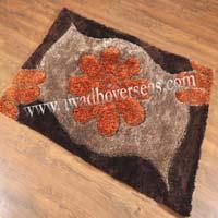 polyester shaggy carpets-AO-SG-115