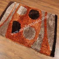 Polyester Shaggy Carpets-AO-SG-117