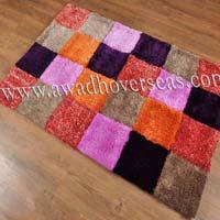 Polyster Shaggy Carpets AO-SG-119