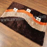 Polyster Shaggy Carpets AO-SG-120