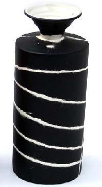 Iron Flower Vase (8649)