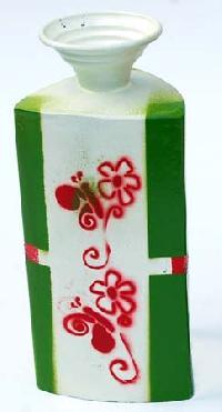 Iron Flower Vase (8653)