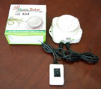 Stone Solar Home Light Led Bulb