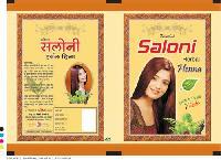 Saloni Herbal Henna Powder