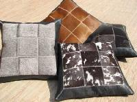 Leather Cushion Cover (veto)