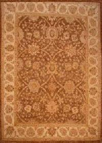 Hand Knotted Carpet (Ghazini)