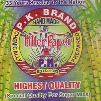 Filter Paper Highest Quality (special Quality for Sugar Mills)