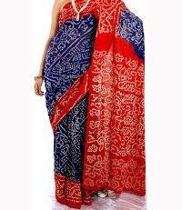 Jaipuri Gajji Silk Saree
