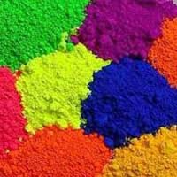 Daylight Fluorescent Pigments