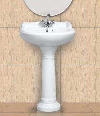 Jalpari Set Pedestal Wash Basin