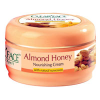 Almond Honey Skin Cream