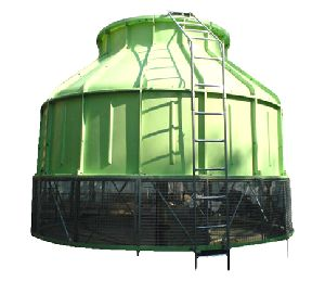 Energy Saver Induced Draft Counter Flow Frp Cooling Towers