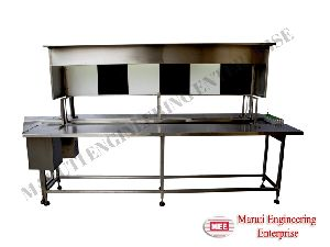 Inspection Conveyor Belt Machine