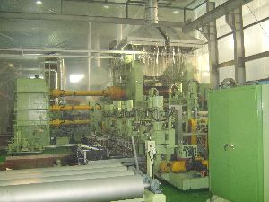 Used PVC Calendering Machine