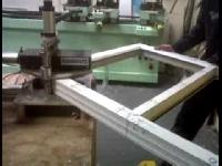 Window Frame Making Machine