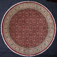 Hand Knotted Woolen Carpets