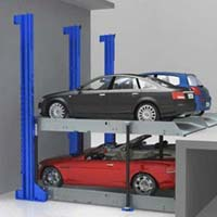 Pit Car Parking System