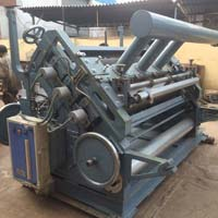 Oblique Type Fingerless Corrugation Machine