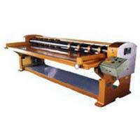 4 Bar Rotary Cutting & Creasing Machine